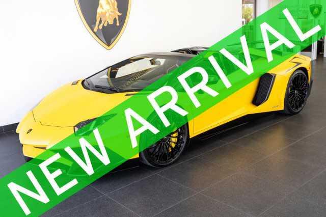 Lamborghini Aventador 2016 $578800.00 incacar.com