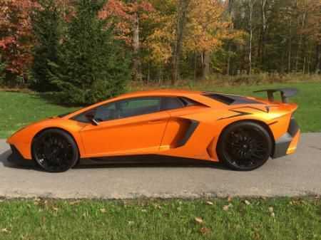 Lamborghini Aventador 2016 $399900.00 incacar.com