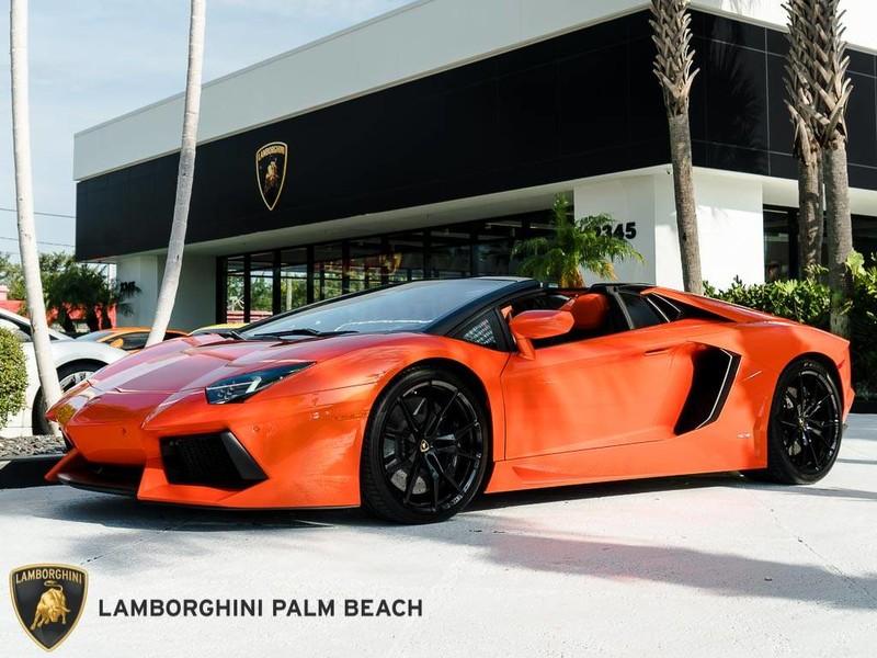 Lamborghini Aventador 2016 $324951.00 incacar.com