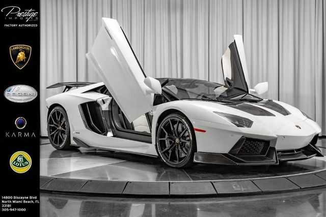 Lamborghini Aventador 2016 $379950.00 incacar.com