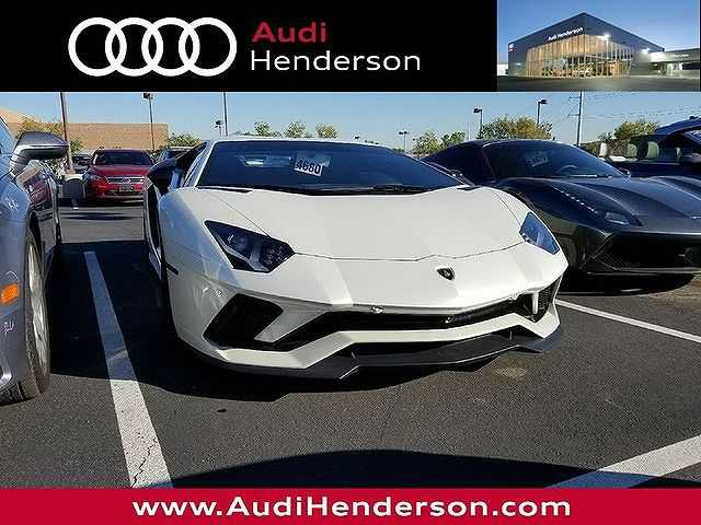 Lamborghini Aventador 2017 $368488.00 incacar.com