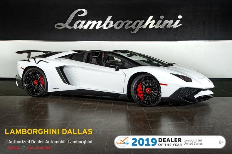Lamborghini Aventador 2017 $569999.00 incacar.com