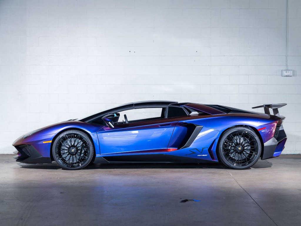 Lamborghini Aventador 2017 $569995.00 incacar.com