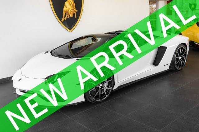 Lamborghini Aventador 2018 $449900.00 incacar.com