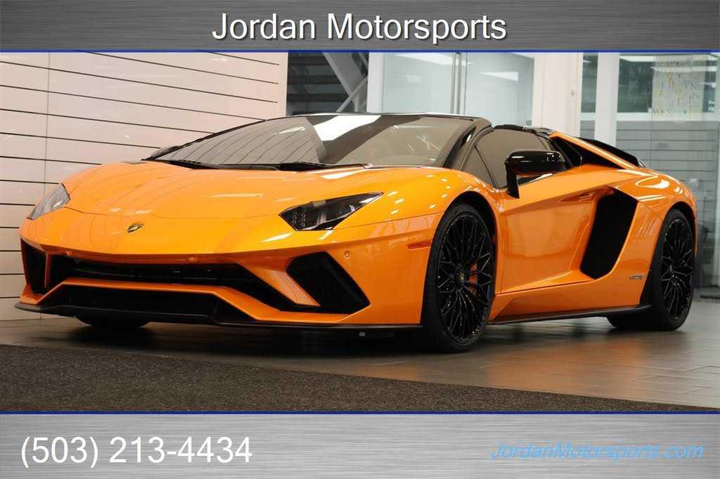Lamborghini Aventador 2018 $429997.00 incacar.com