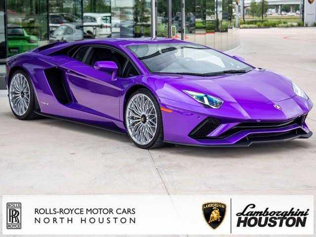 Lamborghini Aventador 2018 $399991.00 incacar.com