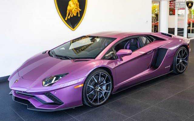 Lamborghini Aventador 2018 $389888.00 incacar.com