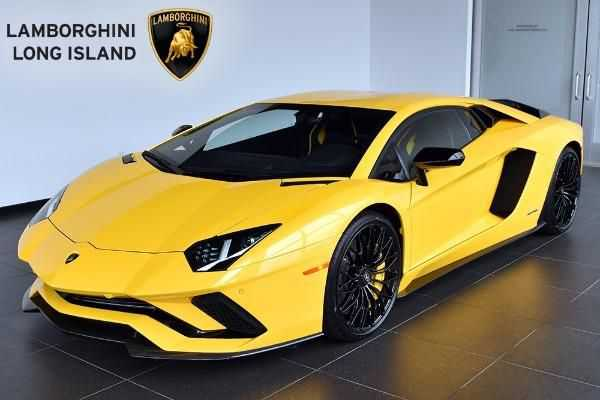 Lamborghini Aventador 2018 $389900.00 incacar.com