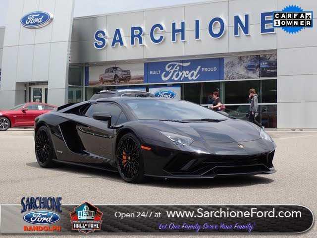 Lamborghini Aventador 2019 $430000.00 incacar.com