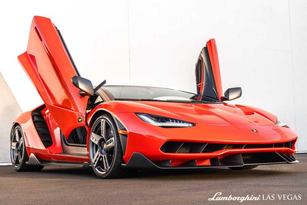 Lamborghini Centenario 2017 $2498990.00 incacar.com