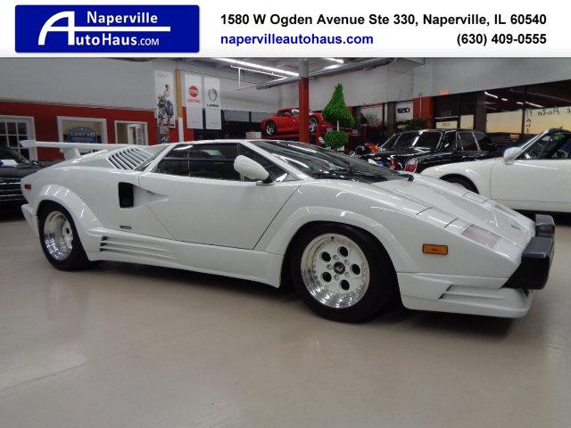 Lamborghini Countach 1989 $249000.00 incacar.com