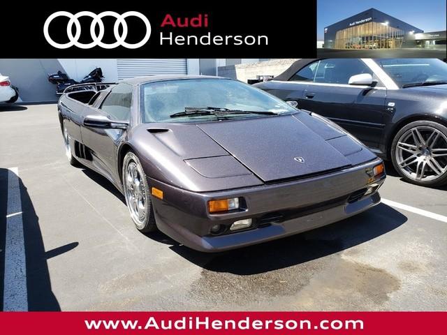 Lamborghini Diablo 1998 $289988.00 incacar.com