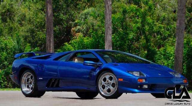 Lamborghini Diablo 1999 $289750.00 incacar.com