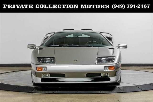 Lamborghini Diablo 1999 $319888.00 incacar.com