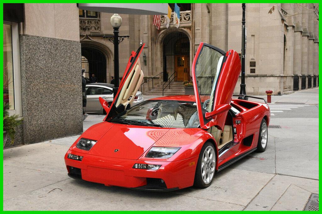 Lamborghini Diablo 2001 $698995.00 incacar.com