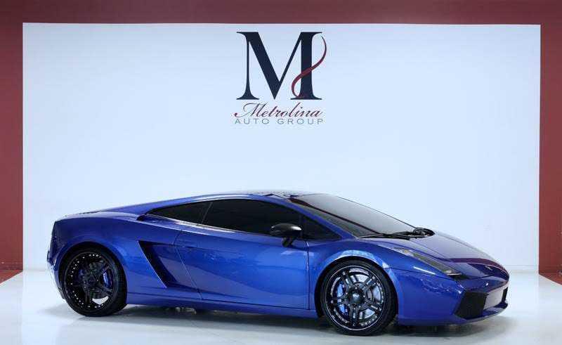 Lamborghini Gallardo 2004 $81996.00 incacar.com