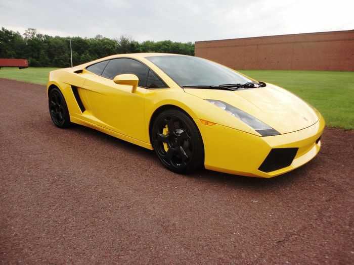 Lamborghini Gallardo 2004 $106977.00 incacar.com