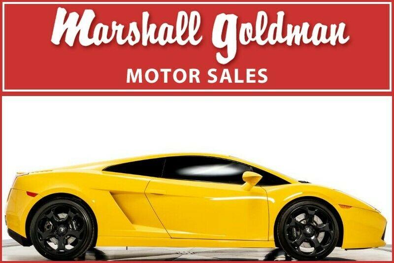 Lamborghini Gallardo 2004 $89900.00 incacar.com