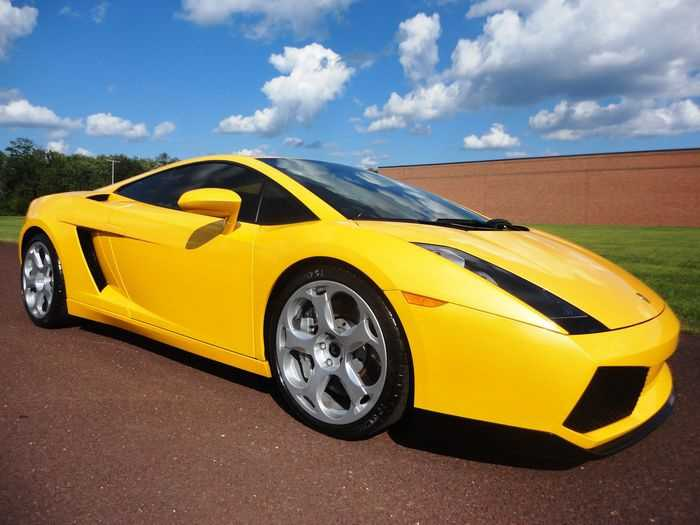 Lamborghini Gallardo 2004 $104977.00 incacar.com