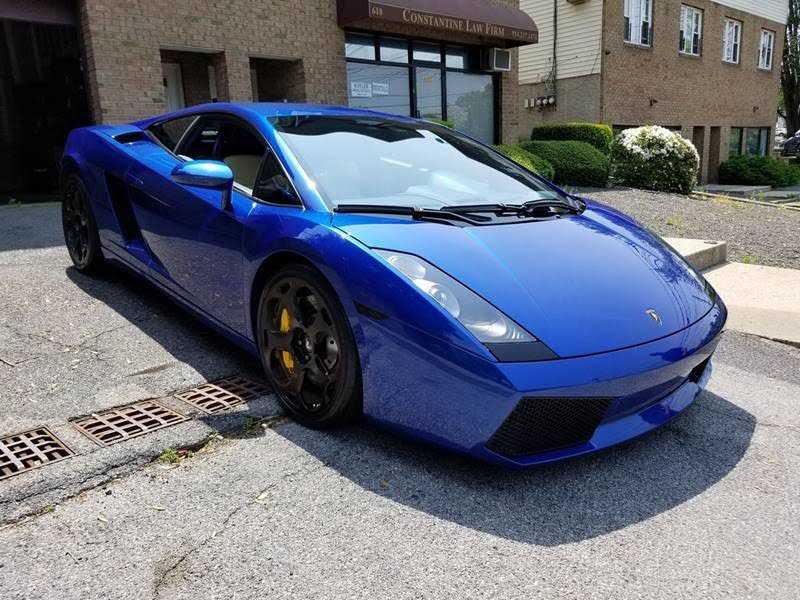 Lamborghini Gallardo 2004 $96995.00 incacar.com