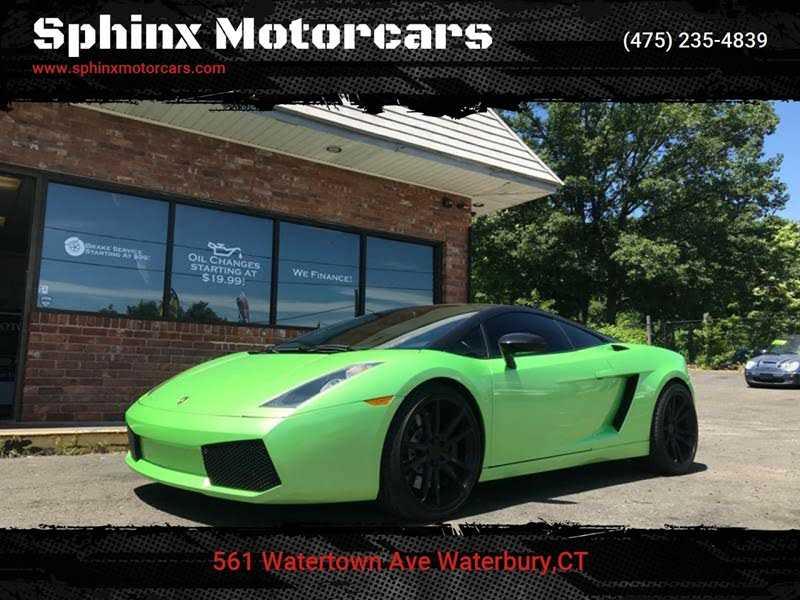 Lamborghini Gallardo 2005 $84999.00 incacar.com