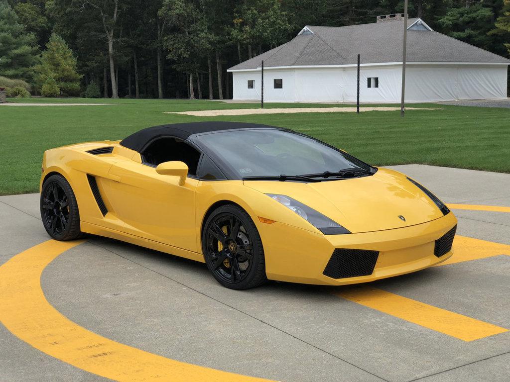 Lamborghini Gallardo 2006 $99875.00 incacar.com
