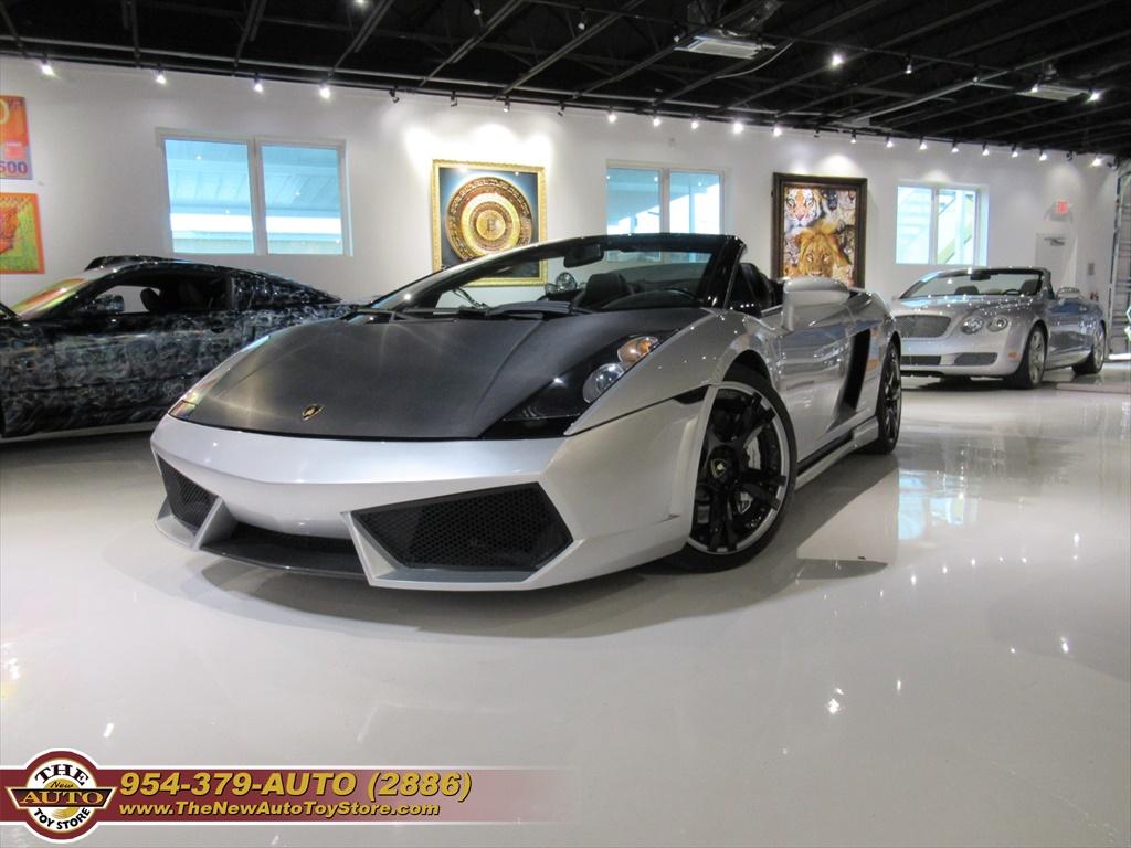 Lamborghini Gallardo 2006 $99950.00 incacar.com
