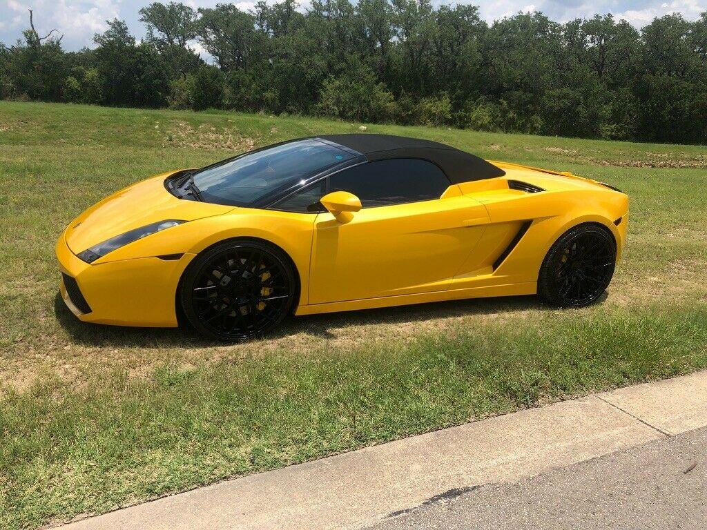 Lamborghini Gallardo 2006 $67600.00 incacar.com