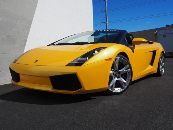 Lamborghini Gallardo 2006 $96488.00 incacar.com