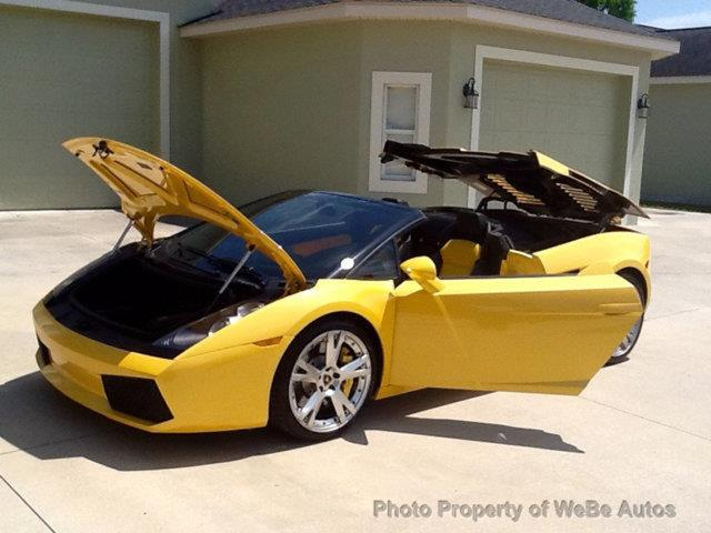 Lamborghini Gallardo 2007 $109999.00 incacar.com