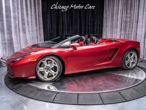 Lamborghini Gallardo 2007 $105800.00 incacar.com