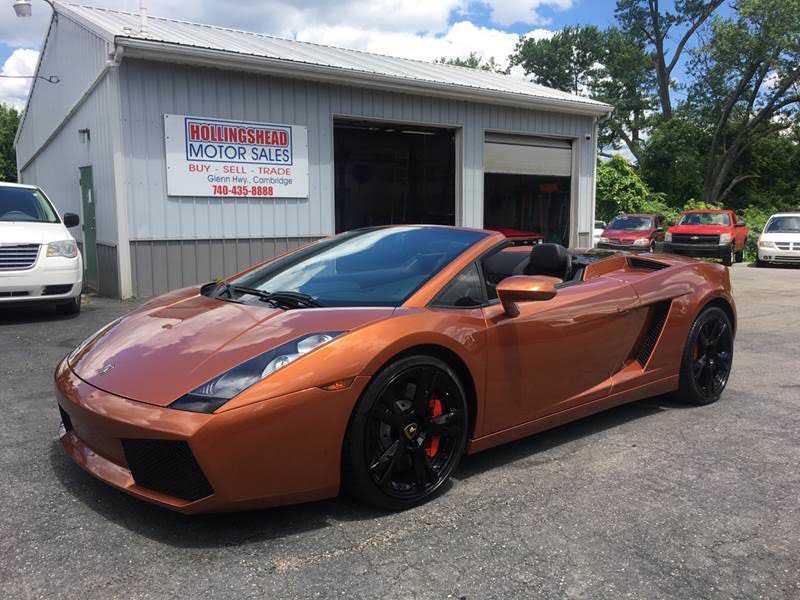 Lamborghini Gallardo 2007 $94995.00 incacar.com