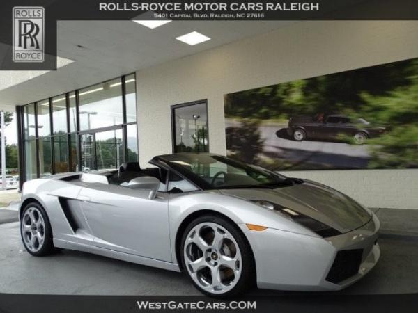 Lamborghini Gallardo 2007 $117000.00 incacar.com