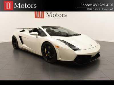 Lamborghini Gallardo 2007 $128901.00 incacar.com