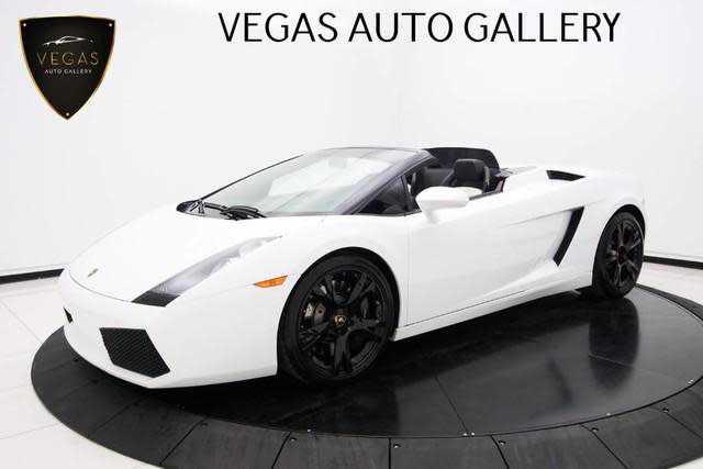 2008 Lamborghini Gallardo 114800 00 For Sale In Las Vegas Nv