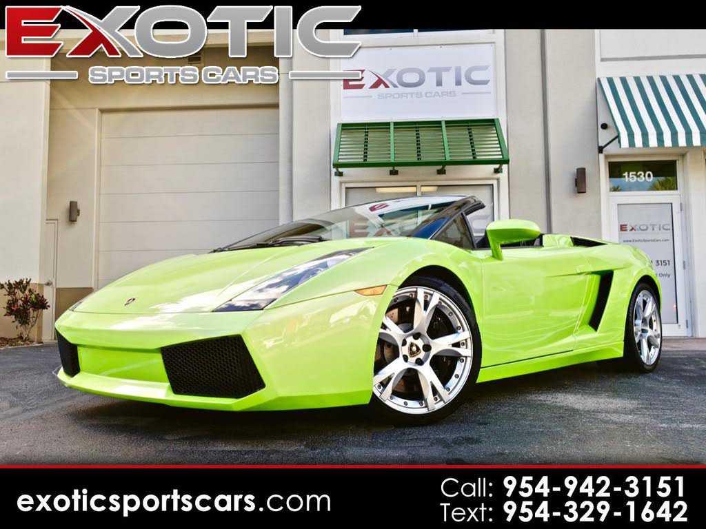 Lamborghini Gallardo 2008 $119950.00 incacar.com