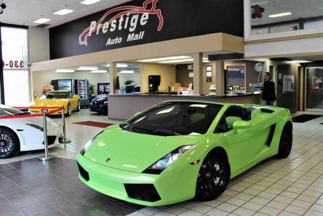 Lamborghini Gallardo 2008 $118991.00 incacar.com