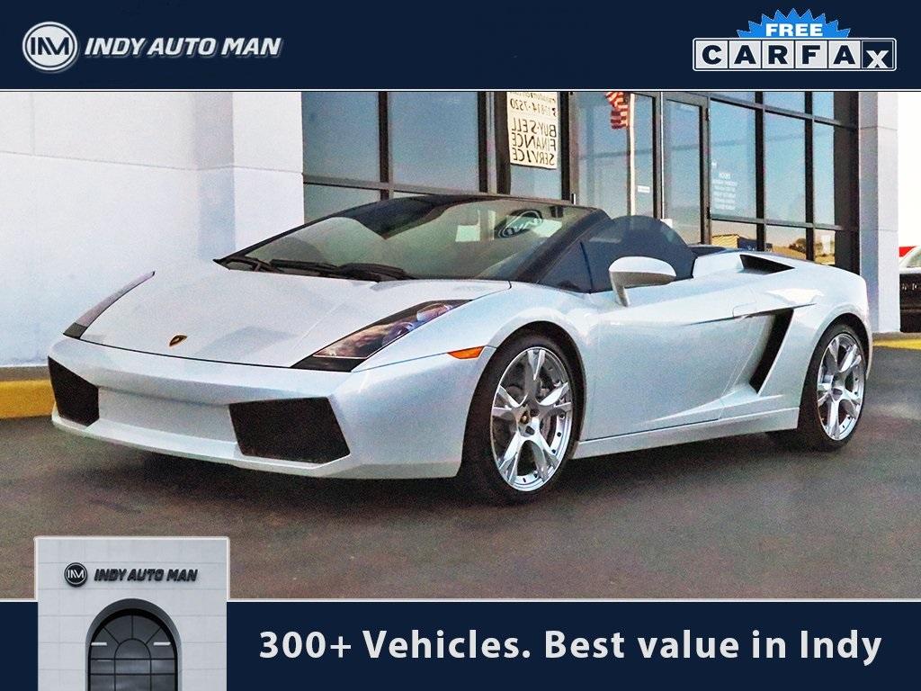 Lamborghini Gallardo 2008 $109995.00 incacar.com
