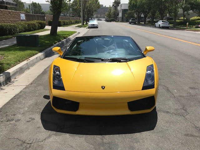 Lamborghini Gallardo 2008 $99999.00 incacar.com