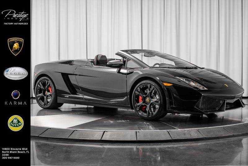 Lamborghini Gallardo 2014 $159950.00 incacar.com