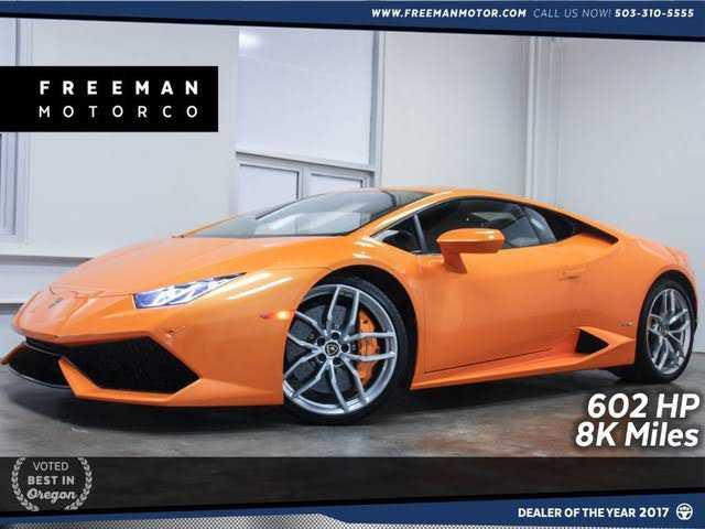 Lamborghini Huracan 2015 $199995.00 incacar.com