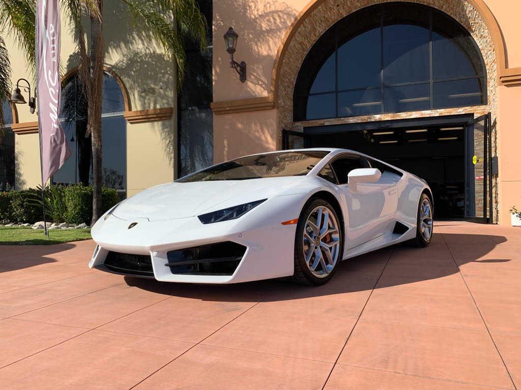 Lamborghini Huracan 2016 $194000.00 incacar.com