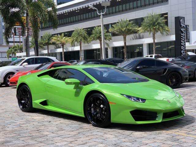 Lamborghini Huracan 2016 $199800.00 incacar.com