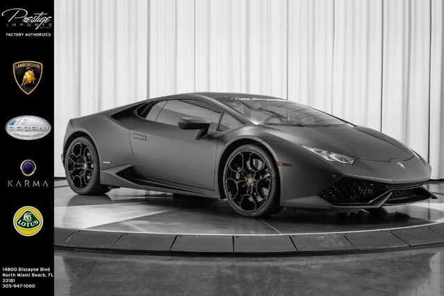 Lamborghini Huracan 2016 $199950.00 incacar.com