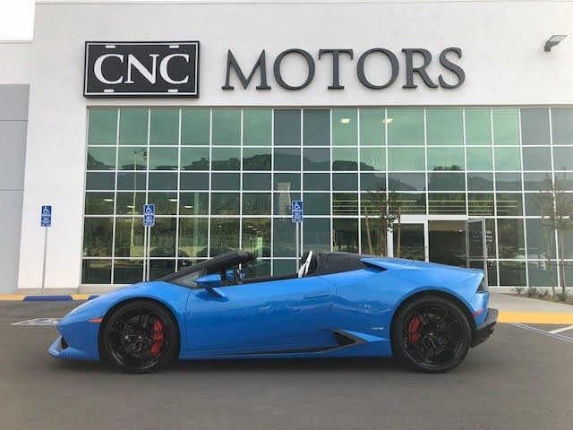 Lamborghini Huracan 2016 $249888.00 incacar.com