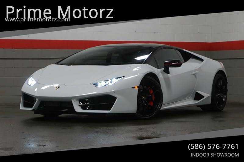 Lamborghini Huracan 2016 $209995.00 incacar.com