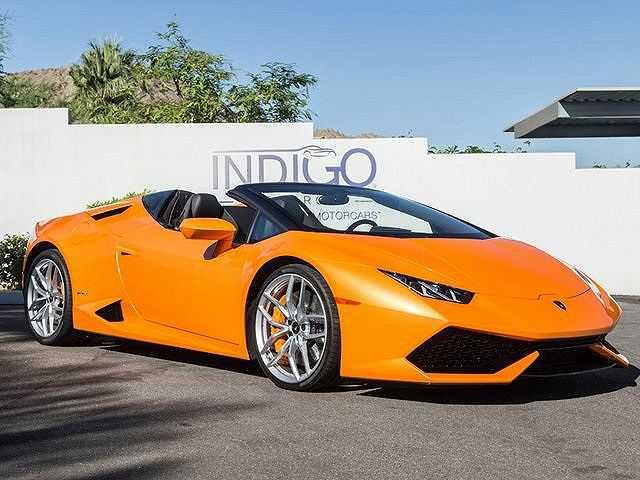 Lamborghini Huracan 2016 $227990.00 incacar.com