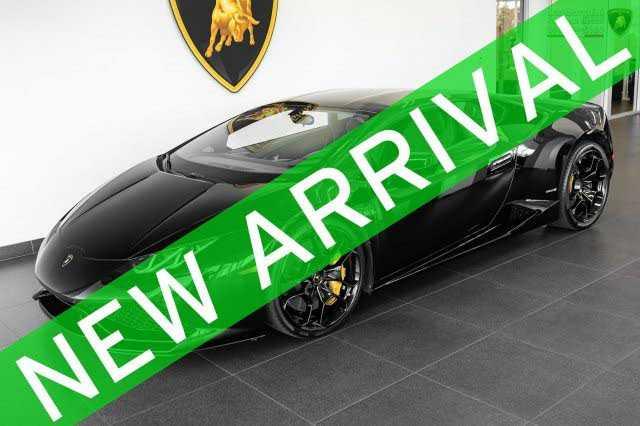 Lamborghini Huracan 2016 $229980.00 incacar.com
