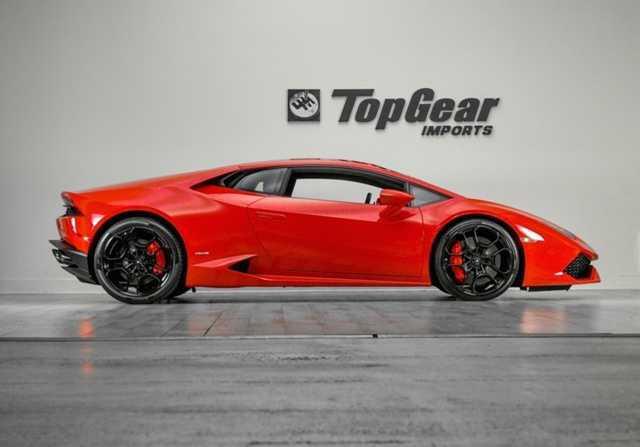 Lamborghini Huracan 2016 $229888.00 incacar.com