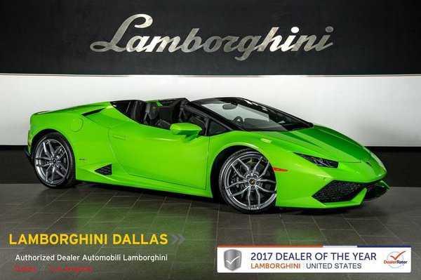 Lamborghini Huracan 2016 $244999.00 incacar.com
